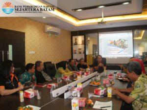 Kunjungan Kerja Wakil WaliKota Kota Samarinda Dan PD. BPR Samarinda 2017