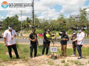 SB Peduli 2020 – Aksi Penanaman Pohon Ketapang Tgl 20-04-2020